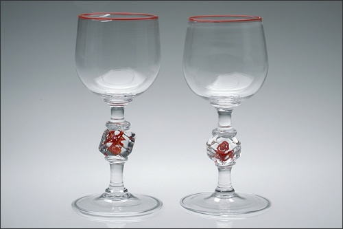 Goblets - Squarble™ Red Wine